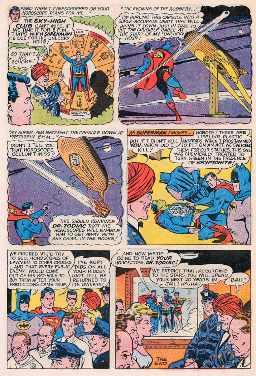 Read online World's Finest Comics comic -  Issue #160 - 22