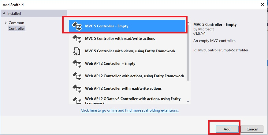 Upload Images on Server Folder Using ASP NET MVC