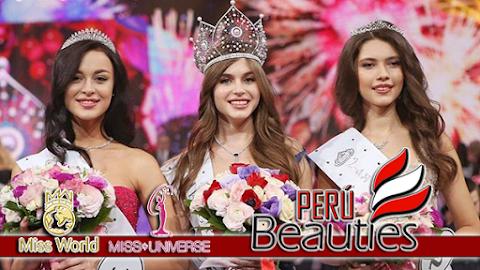 Alina Sanko es Miss Russia 2019