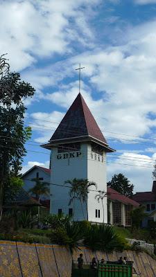 Gereja GBKP Berastagi