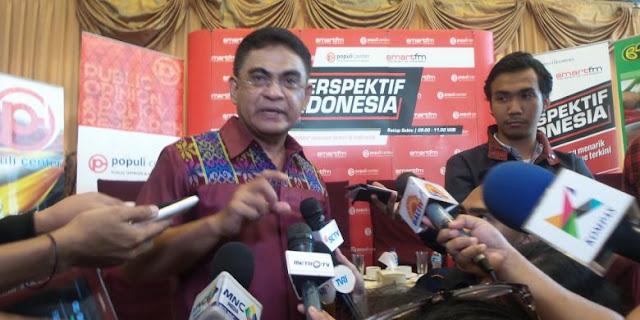 Tak Terima Megawati Restui AHOK, Andreas: Ahok itu Pragmatis, Saya Harap Pikir Ulang untuk Beri Dukungan