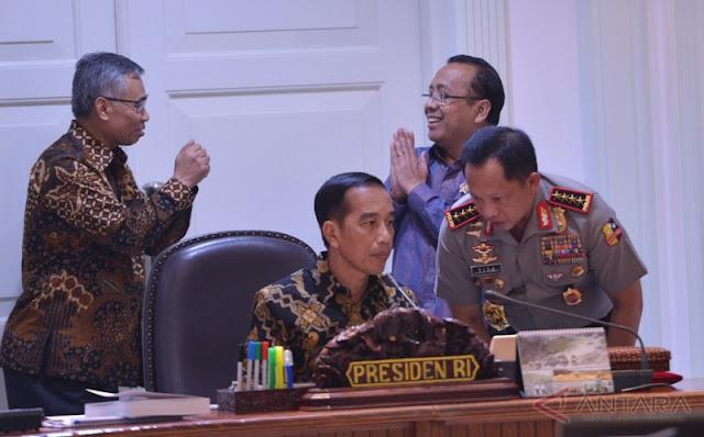 Demi Kemenangan, Jokowi Jangan Libatkan Polri dalam Politik Praktis