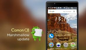 HOW TO UPGRADE TECNO CAMON C8 TO ANDROID 6.0 MARSHMALLOW OS