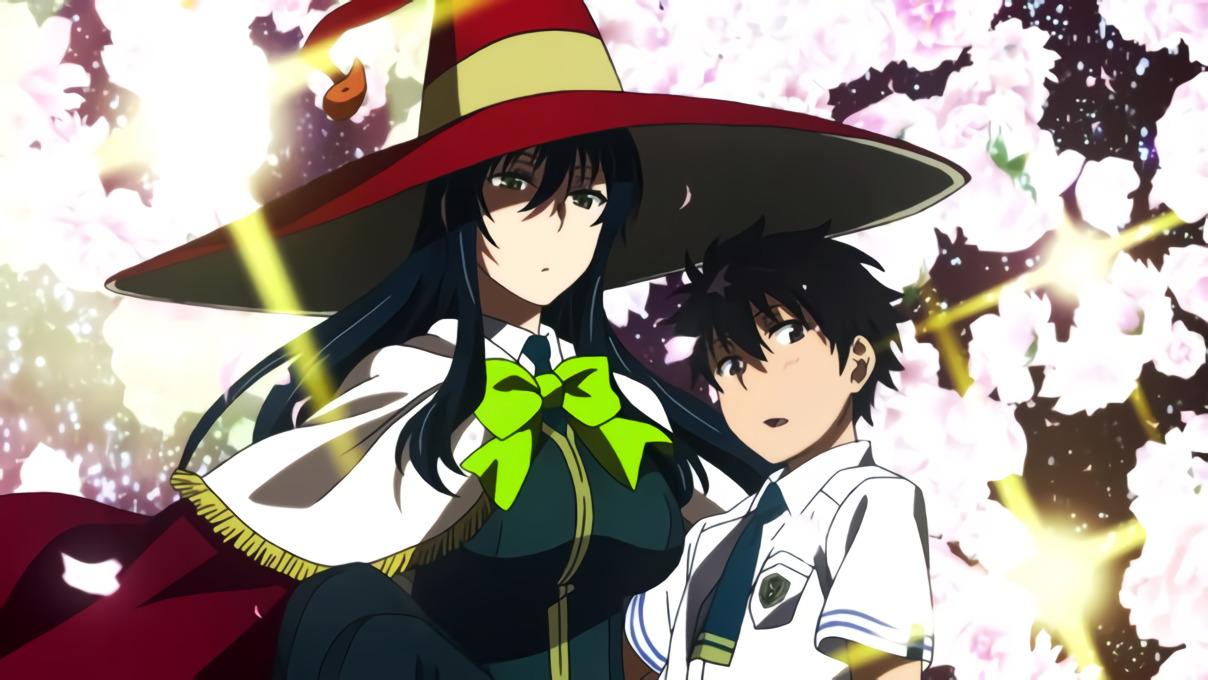 Witch Craft Works BD + OVA Batch Subtitle Indonesia [x265]