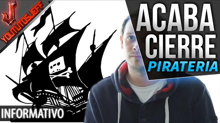 Njalla evitará el cierre de páginas pirata | Registro anonimo de dominios