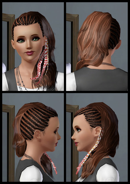 20+ Sims 3 Female Hairstyles Braid Pictures and Ideas on Meta Networks