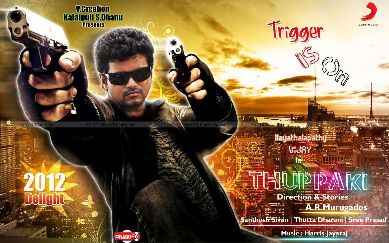 Thuppakki Tamil Movie ...