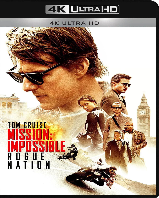 Mission: Impossible – Rogue Nation [2015] [UHD] [2160p] [Latino – Castellano]