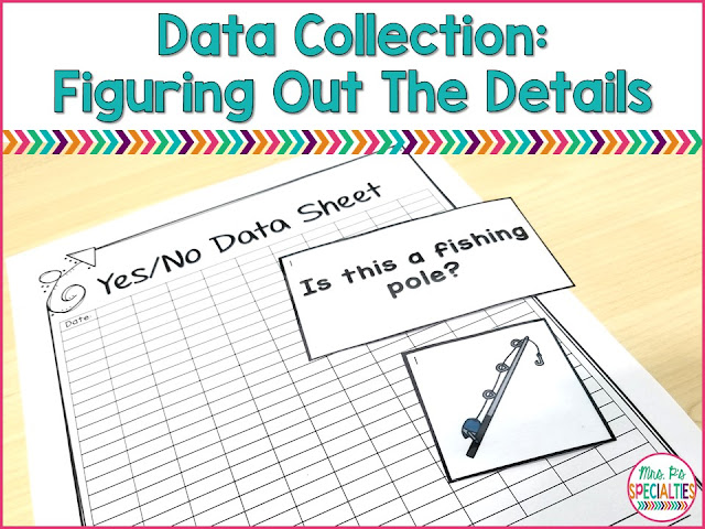 While special education teachers realize how important data collection is, it is one of the areas teachers tell me they struggle with the most. These tips will help you organize, collect and analyze data.