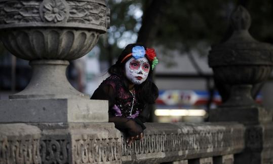 Photograph: Rebecca Blackwell/AP