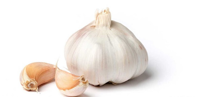 Garlic Best Food for Cholesterol Disease