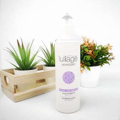 Lullage gel limpiador purificante