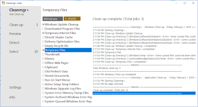 Cleanmgr+ 1.1.4.534