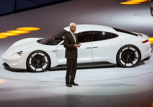 Tinuku Porsche projecting half-sales in 2023 for electric cars
