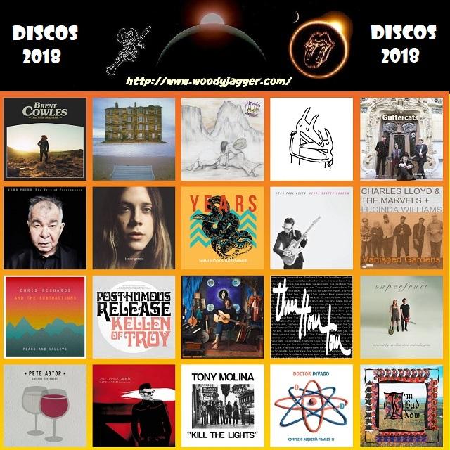 Los mejores discos del 2018