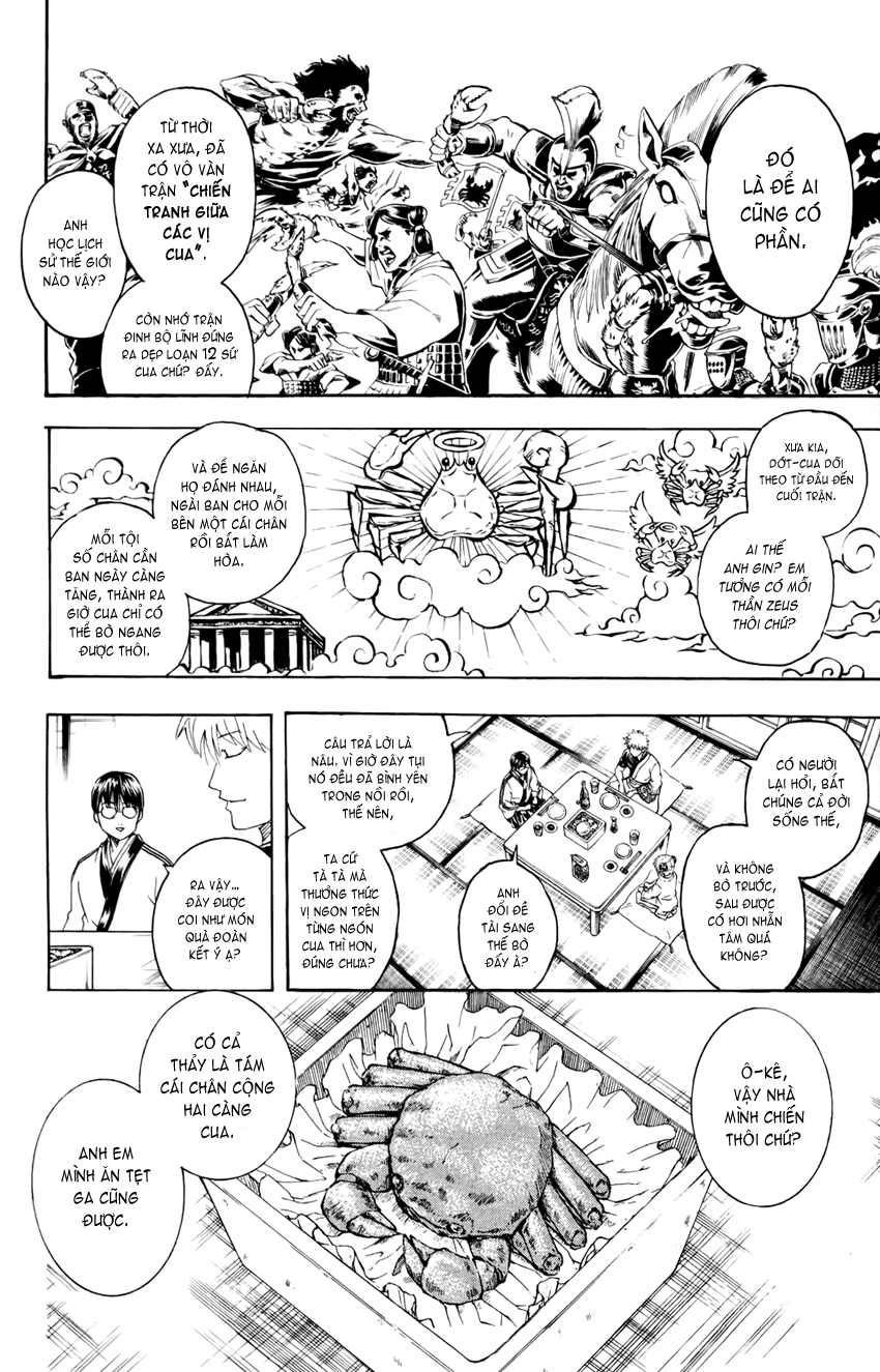 Gintama Chap 327 page 5 - Truyentranhaz.net