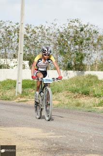 Cuiteense se destaca em competições de ciclismo