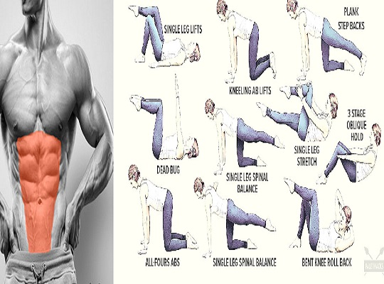 The 10-Minute Bodyweight Abs Workout