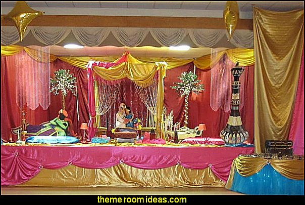 Arabian Party Decorations and Supplies