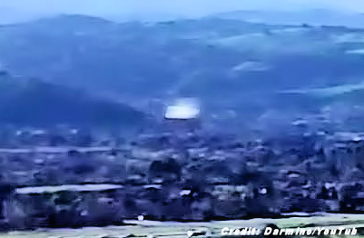 UFO Captured on Video By Airborne Drone - March 2015