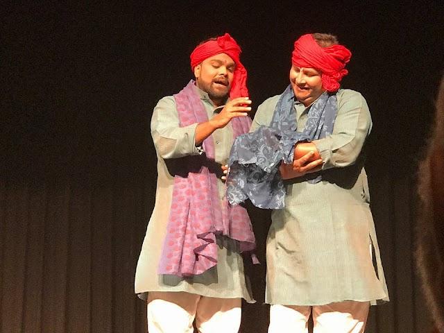 एकादशी का बेहतरिन नाटकीय मंचन दिल्ली में: डॉ. कैलाश कुमार मिश्र