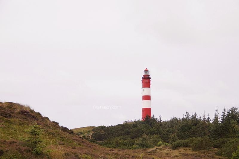 Amrum Dünen Leuchtturm
