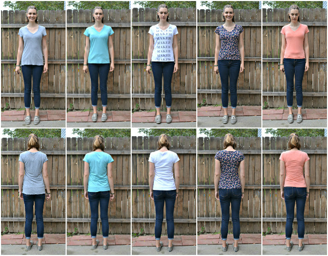 Sewing the Same Pattern with Different Fabrics (and a reason to pre-wash your fabric!)