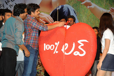 100% Love Audio Songs Launch
