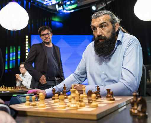 Jouez à la question du mercredi sur les échecs - Photo © Chess & Strategy