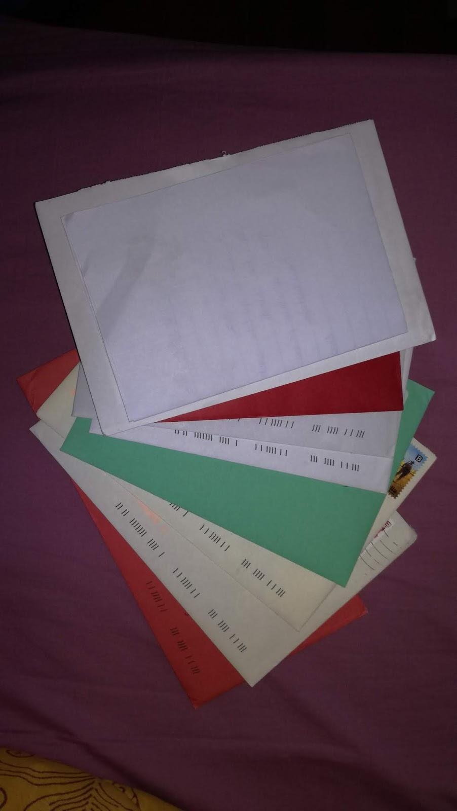 Biglietti Di Natale Gia Colorati.Creativa Per Gioco E Per Passione Scambio Biglietti Di Auguri Di