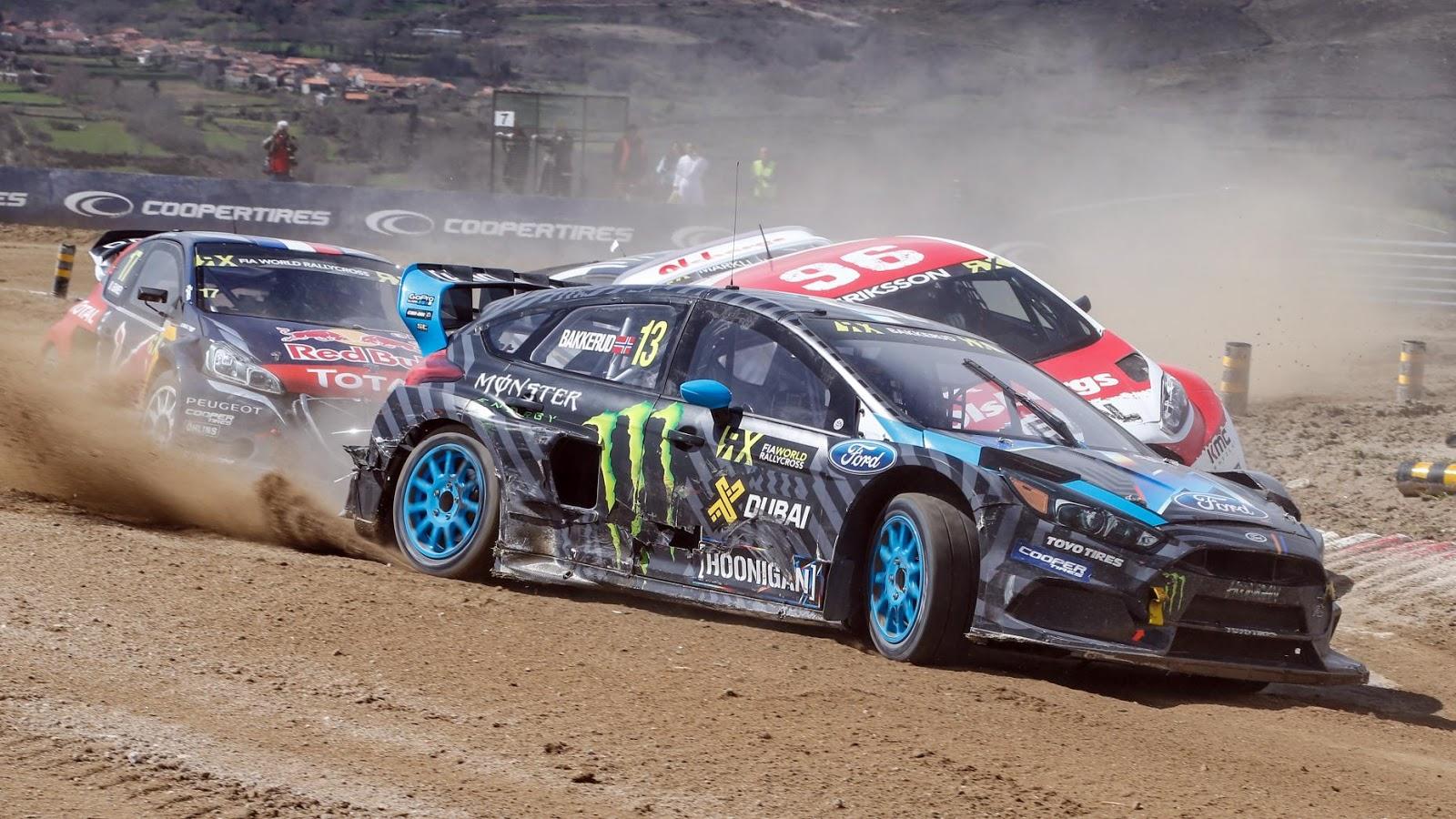 World Rallycross sẽ dần dần thu hút hơn Formula One?