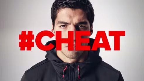 "adidas hace que ""odien"" a Luis Suárez"