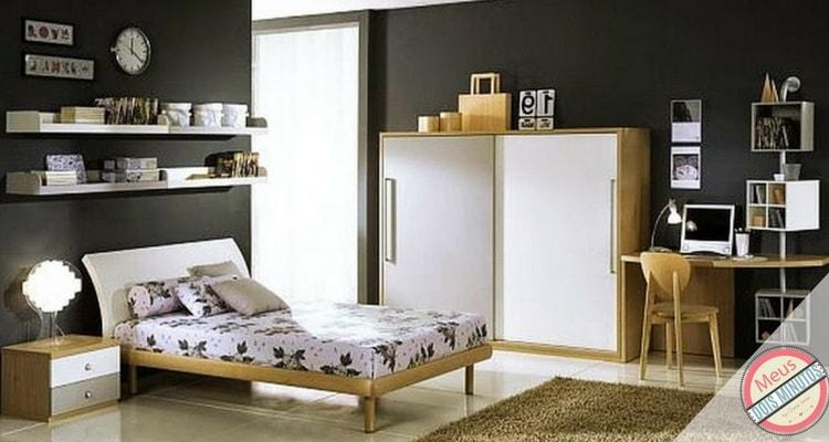 decorar apartamento pequeno com pouco dinheiro