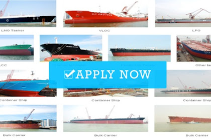 Urgently crew for oil tanker, container, roro vessel joining in usa