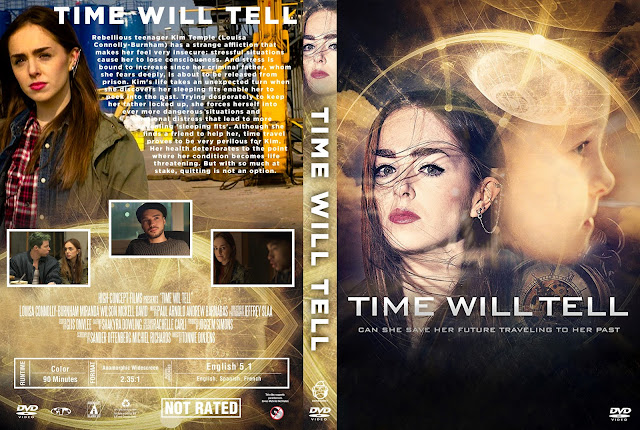 Time Will Tell DVD Cover