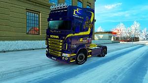 Russian Bear for Scania RJL
