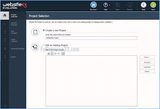 Incomedia WebSite X5 Professional 13.0.2.18