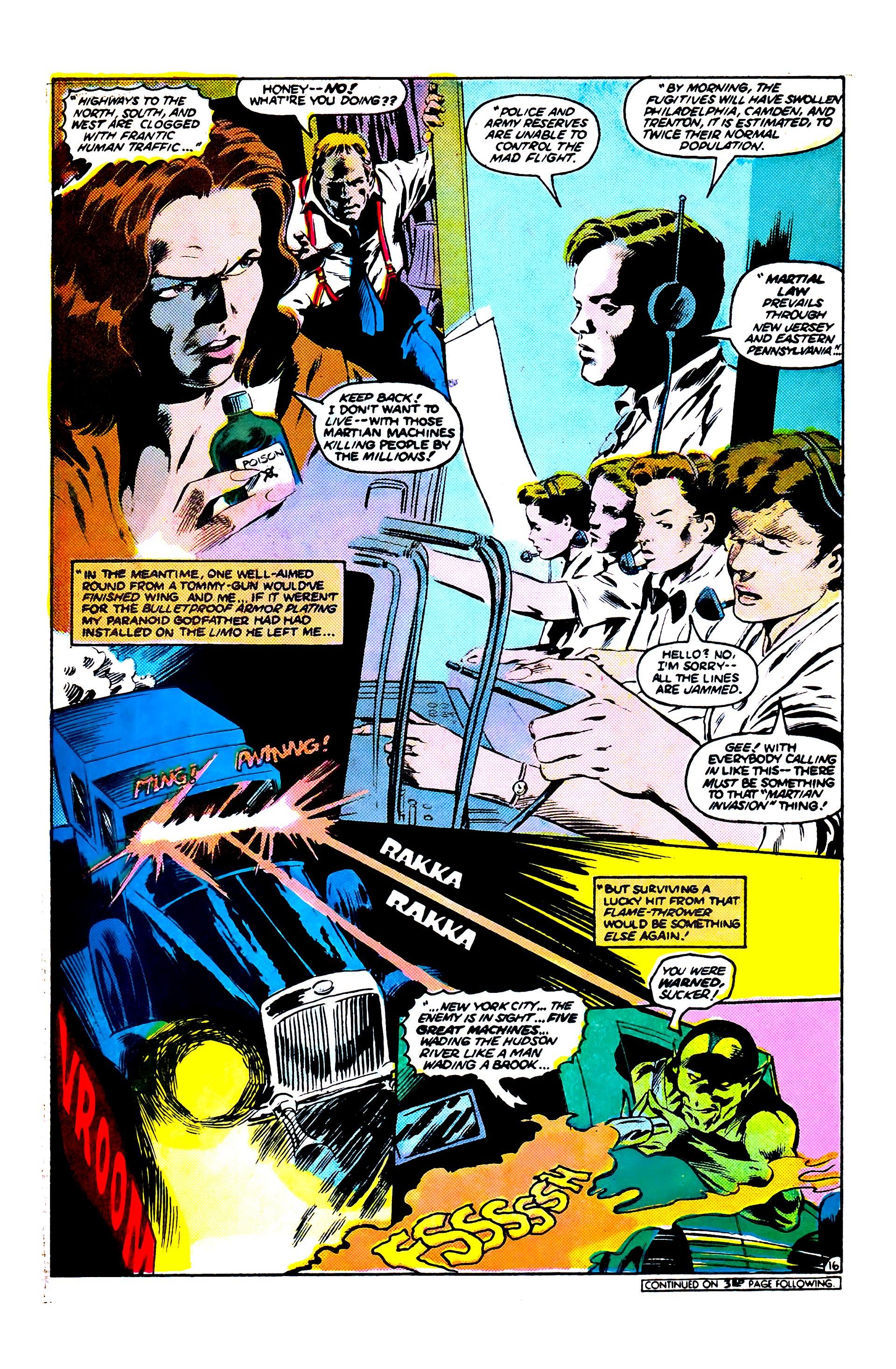 Read online Secret Origins (1986) comic -  Issue #5 - 22