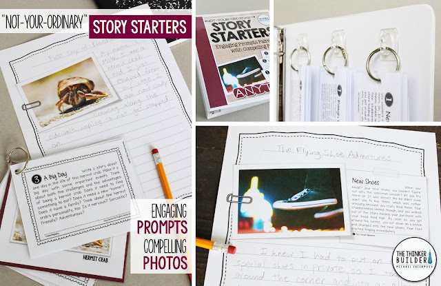 https://www.teacherspayteachers.com/Product/Story-Starters-ANYTIME-Not-Your-Ordinary-Writing-Prompts-2505094