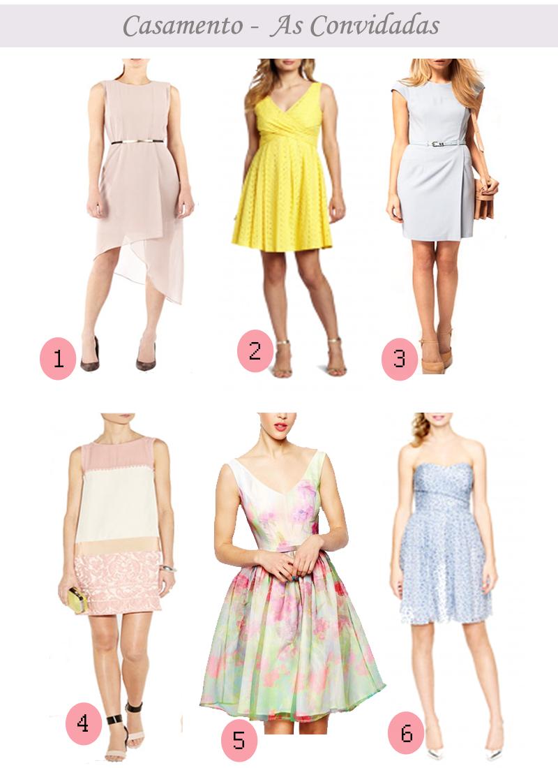 adafcfb80 Os meus vestidos preferidos são o 1 e o 5. Quais são os teus