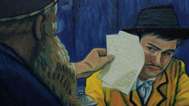 Loving Vincent: Film Review