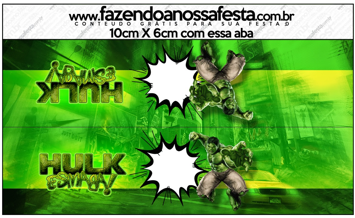 Hulk Free Printable Candy Bar Labels Oh My Fiesta In