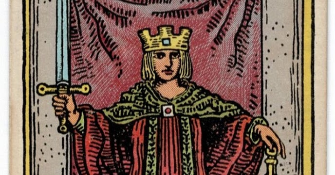 Traveling Templar: Tarot Card of the Month: Justice