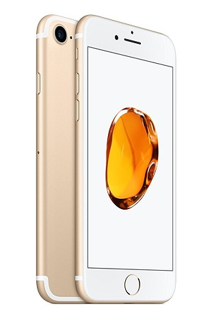 iPhone 7 (Gold, 128 GB) Amazon India
