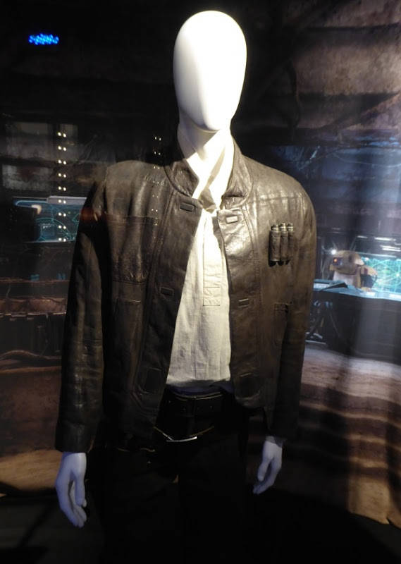 Star Wars Force Awakens Han Solo jacket