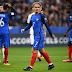 المنتخب الفرنسي يقسو على ايطاليا 3-1 في لقاء ودي