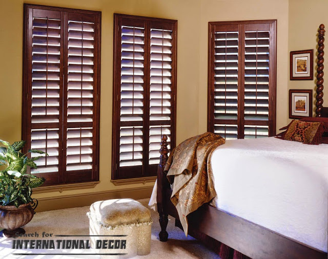 Wooden Blinds Shutters