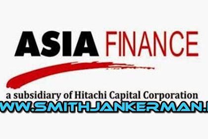 Lowongan PT. Artha Asia Finance Pekanbaru Maret 2018