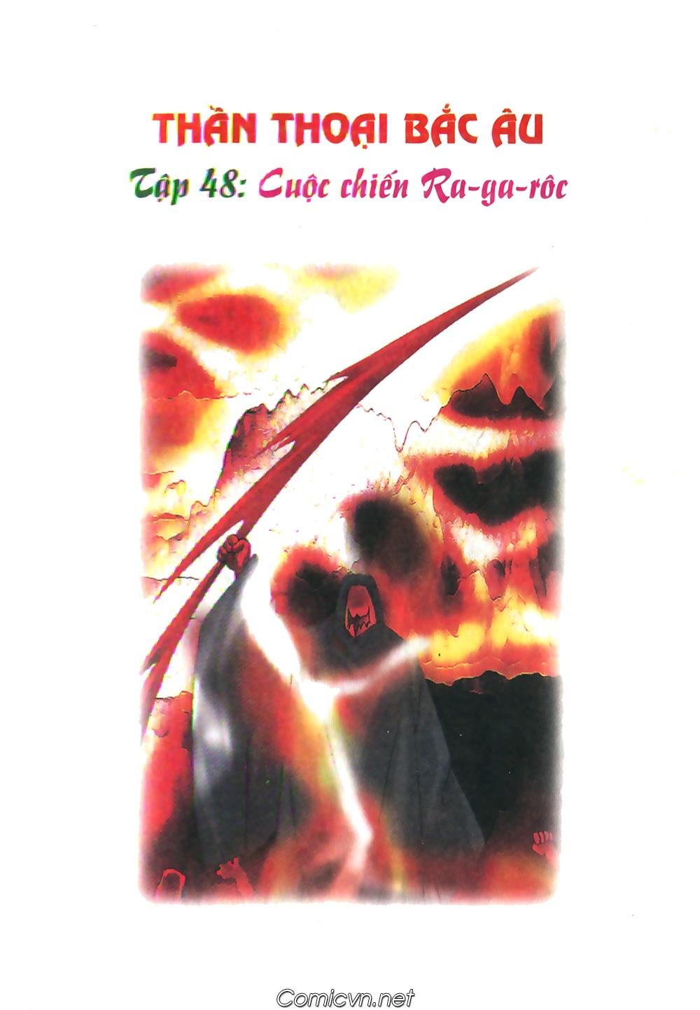 Thần thoại Bắc Âu - Chapter 48: Cuộc chiến Ragnarok - Pic 2