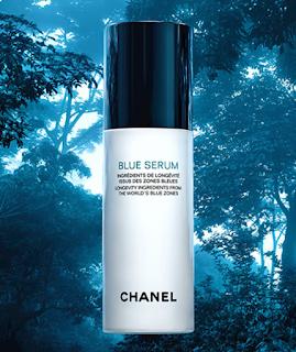 Chanel香奈兒 藍色青春還原露體驗禮